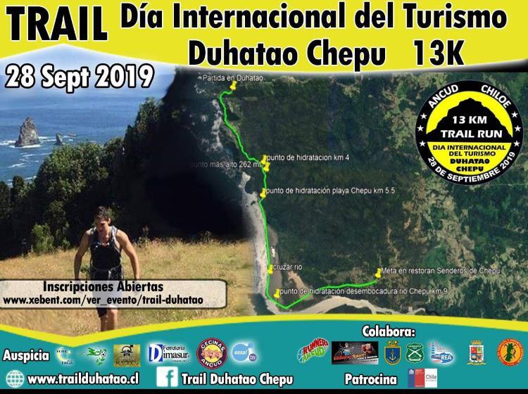 Trail Día Internacional del Turismo