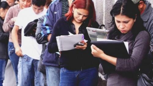 El desempleo en Chile se mantiene estable, 6.9% en el primer trimestre de 2019