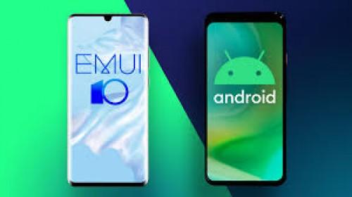Huawei EMUI 10 vs. Android 10: Cuáles son las diferencias