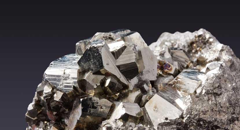 Minerales, metales y materiales