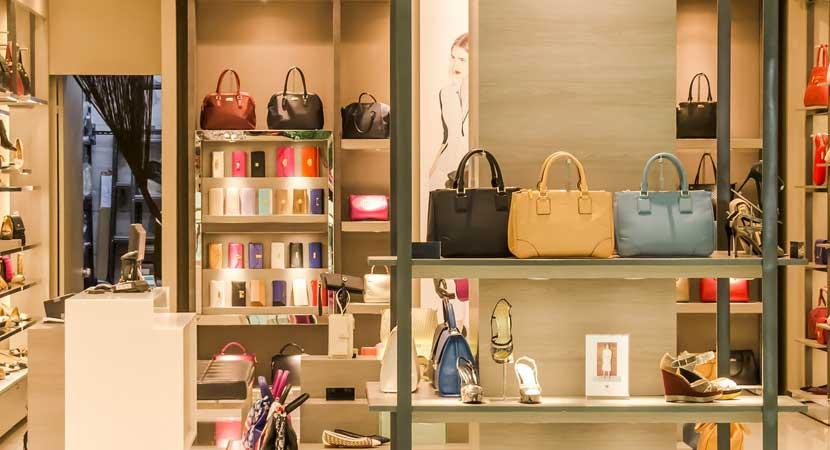 Tiendas especializadas y de compras