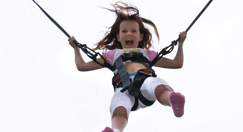 salto de caída libre