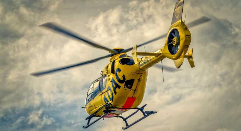 Helicóptero -Servicios