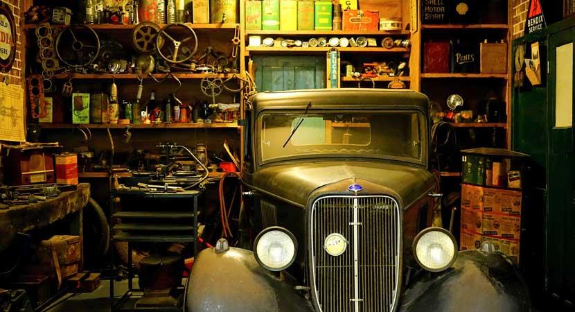 Reparación autos
