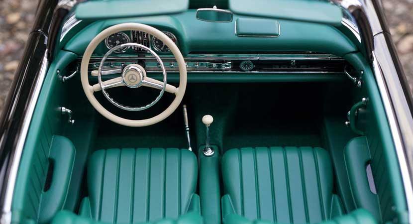 Automóvil Antiguos y Clásicos