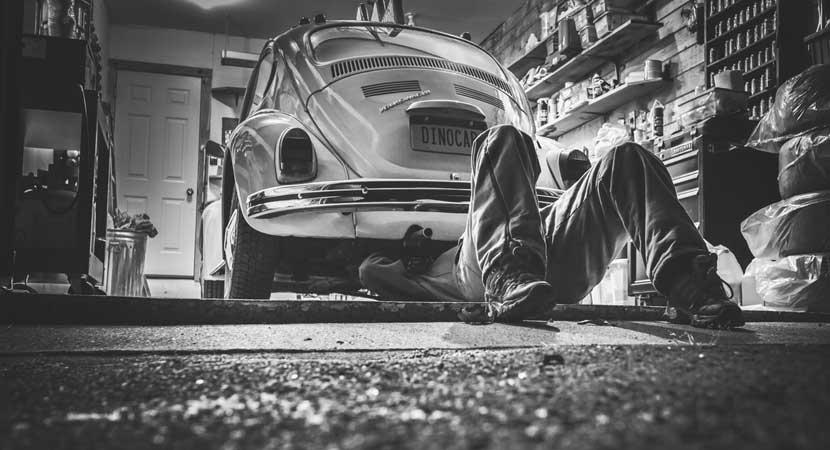 Servicios de reparación de automóviles