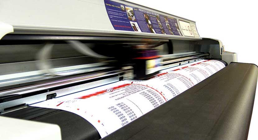 Impresoras, fax y escáneres