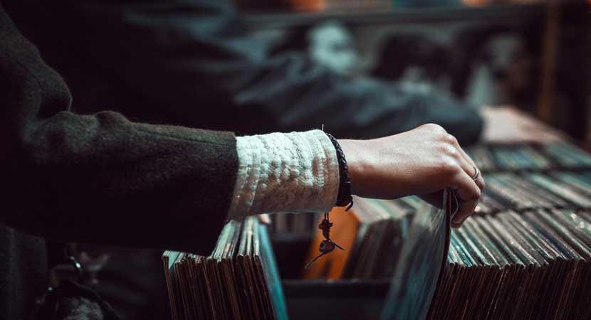 Tiendas de discos