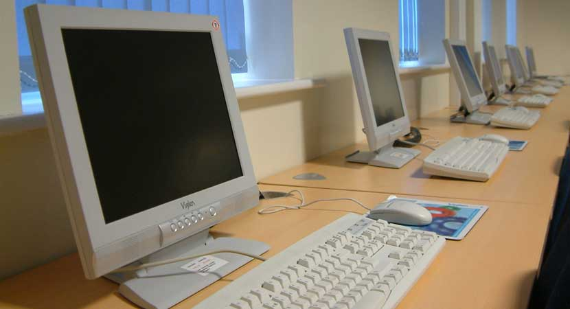 Entrenamiento de computadora