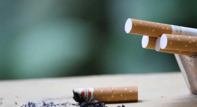 Cigarrillos y tabaco