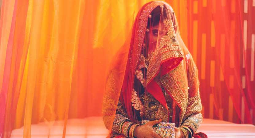 Servicios de boda y novia