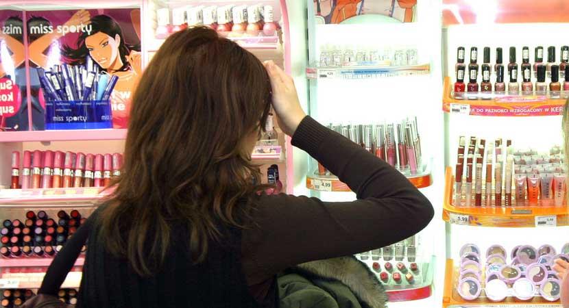 Tiendas de cosmeticos
