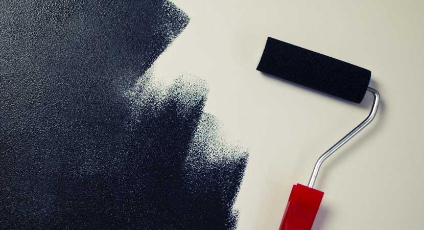 Pintura y enlucido