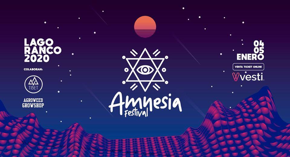 Amnesia Festival Lago Ranco