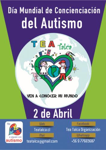 Día mundial de la concienciación del Autismo