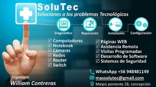 +Solutec Mas Soluciones Tecnológicas