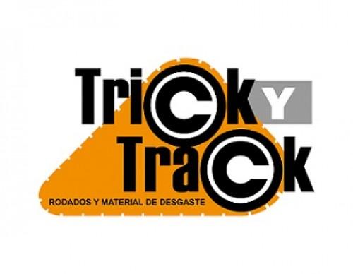Trick y Track, todo para tu máquina:  Rodados, Material de Desgaste, Filtros, Lubricantes