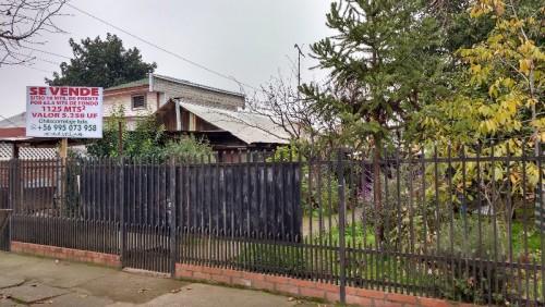 Sitio de 1.125 en centro de Parral